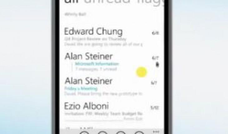Conversazioni in Windows Phone Mango