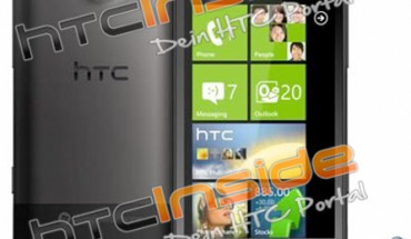 Htc Eternity leaked