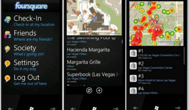 4square per Windows Phone