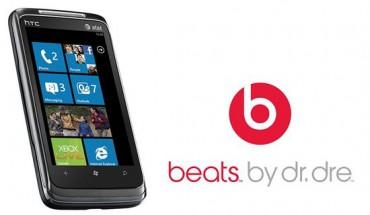 HTC e Beats
