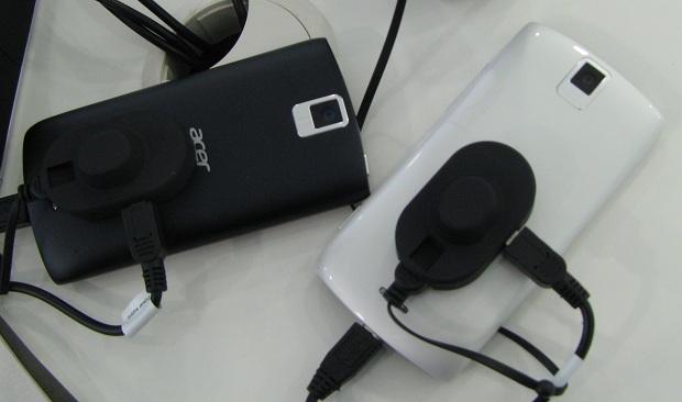 Acer W4 retro