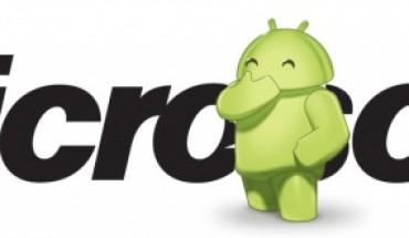 Microsoft ed Android