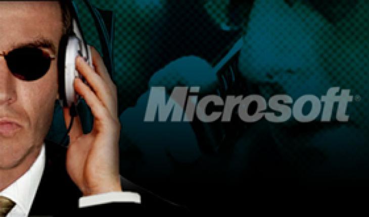 Microsoft ci spia?