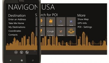 Navigon per Windows Phone