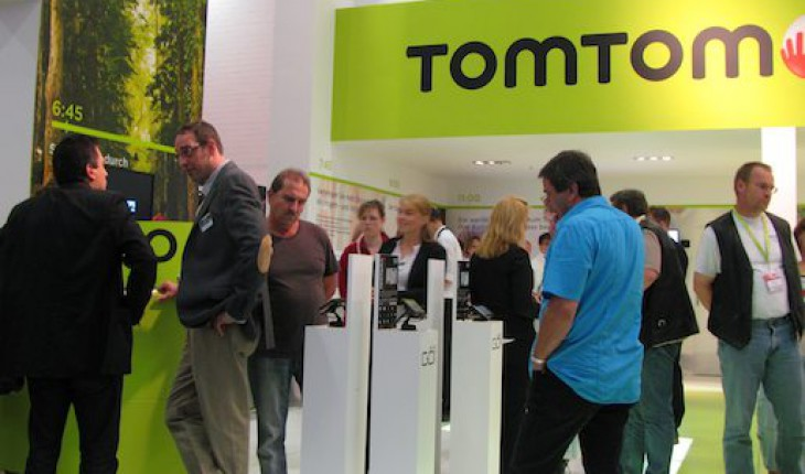 TomTom all'IFA 2011