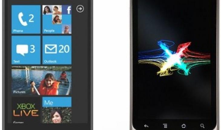 Windows Phone7 vs Android