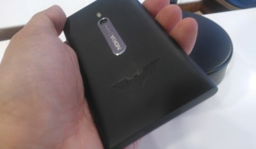 Lumia 800 Dark Knight Rises Edition