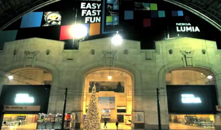 Nokia Lumia Stazione Centrale