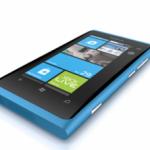 Nokia Lumia 800 Ciano