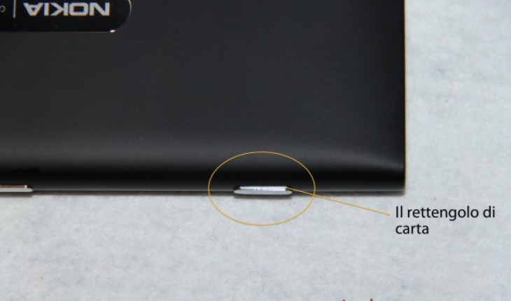 Fix al problema del tasto fotocamera ballerino