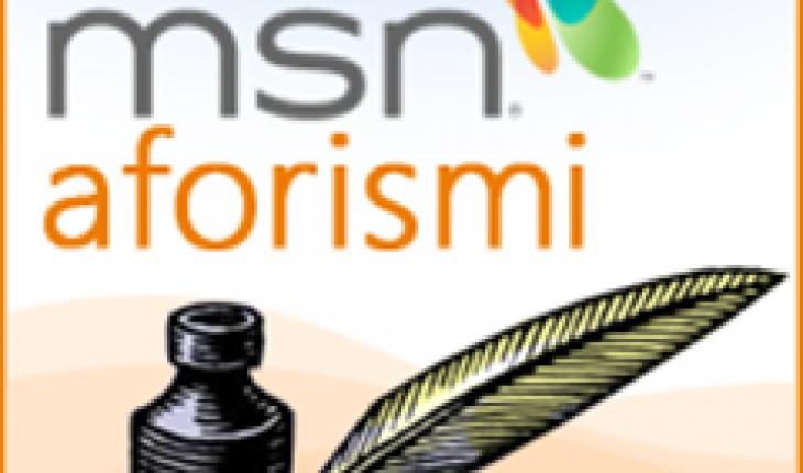 MSN Aforismi