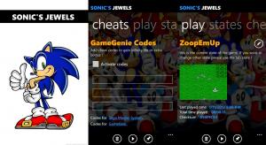 Sonic's Jewels
