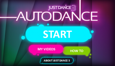 Just Dance 3 Autodance