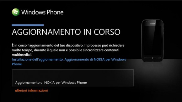 Firmware Update Lumia 710