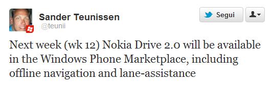 Nokia Drive v2.0
