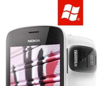 Nokia Windows Phone PureView