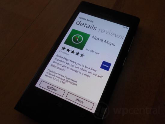 Nokia Maps 1.3.0