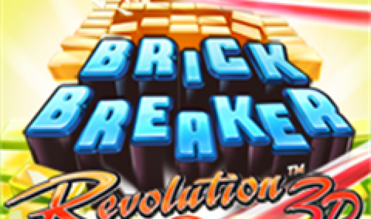3D Brick Breaker Revolution