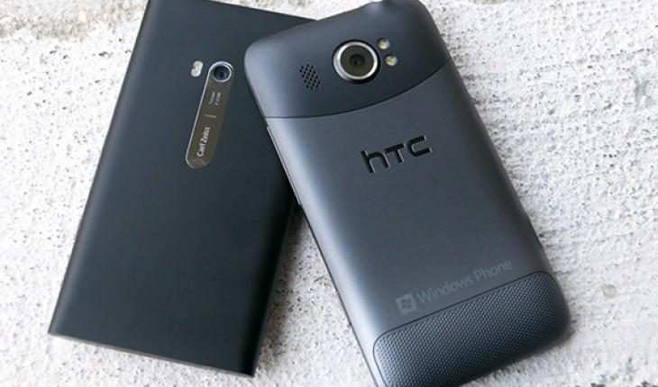 Nokia Lumia 900 vs Htc Titan II