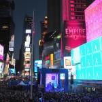 Nokia Lumia 900 a Times Square