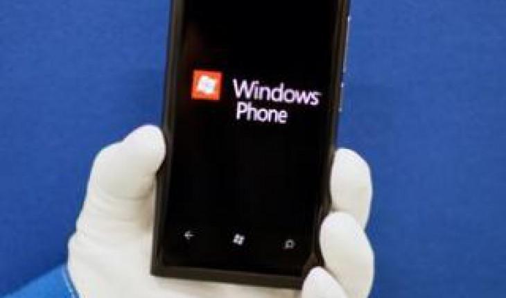 Lumia 900 Produzione