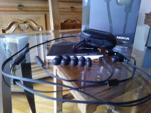 Nokia Purity Stereo Headset by Monster (contenuto della confezione)