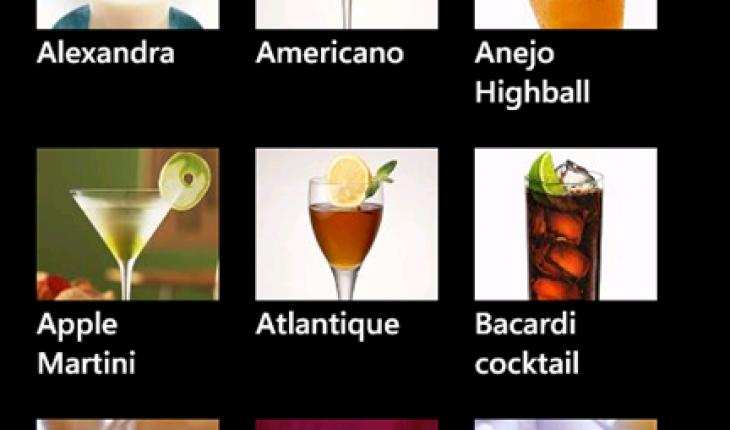 111 Cocktails