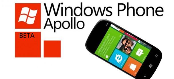 Windows Phone 8 Beta