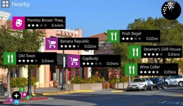 Nokia City Lens per Windows Phone