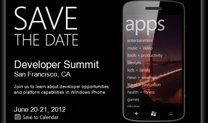 Developer Summit