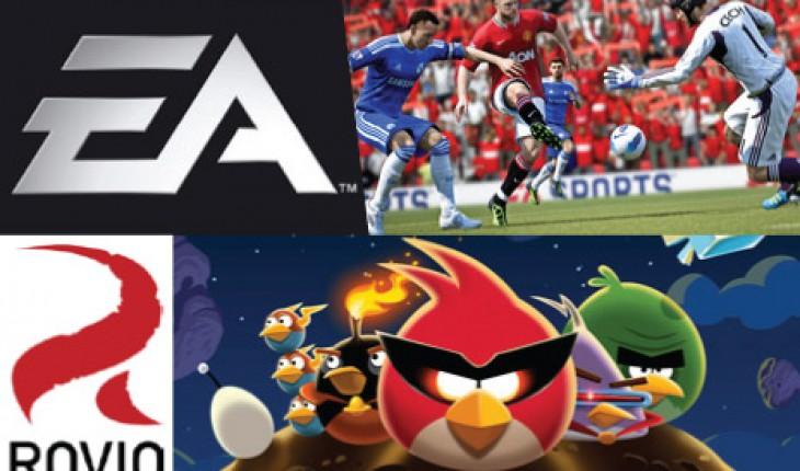 Rovio EA Nokia