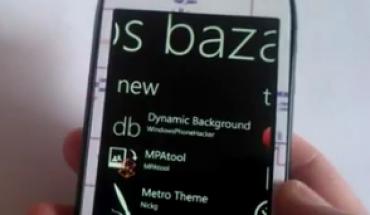 RainbowMod ROM per Nokia Lumia 710