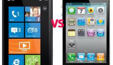 Lumia 900 vs iPhone