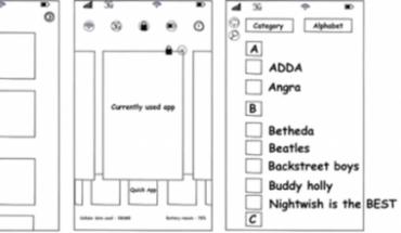 Concept UI Windonws Phone 8