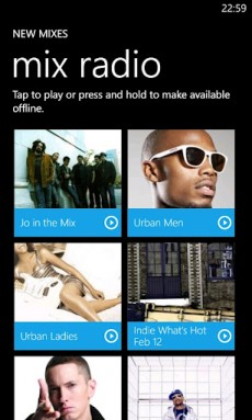 Nokia Mix Radio