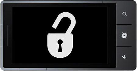 Windows Phone Unlock