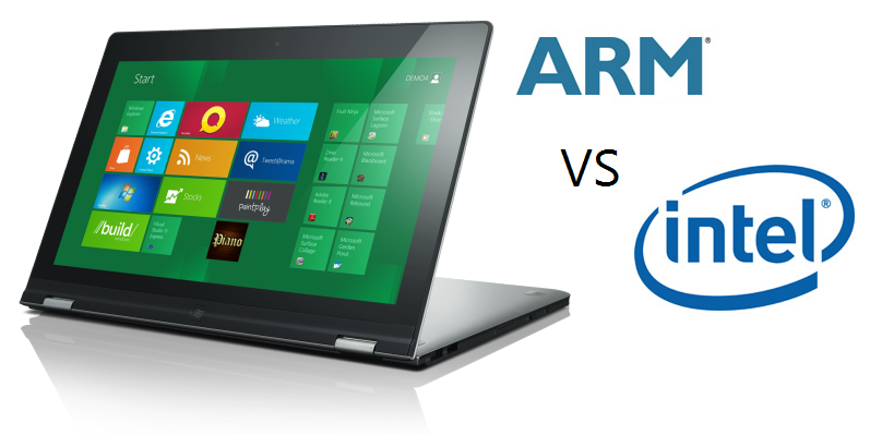 Windows 8: ARM vs x86