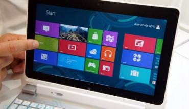 Acer W501