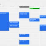 Calendar Hub Windows 8