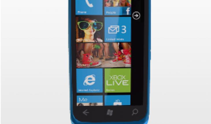 Gadget Nokia Lumia 610