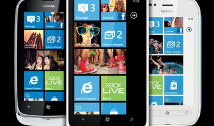 Nokia Lumia 900 - Nokia Lumia 710 - Nokia Lumia 610