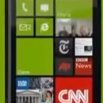 Nokia Lumia con Windows Phone 7.8