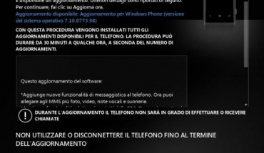 Firmware Update Windows Phone Tango