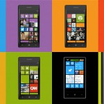 WP8 start screen