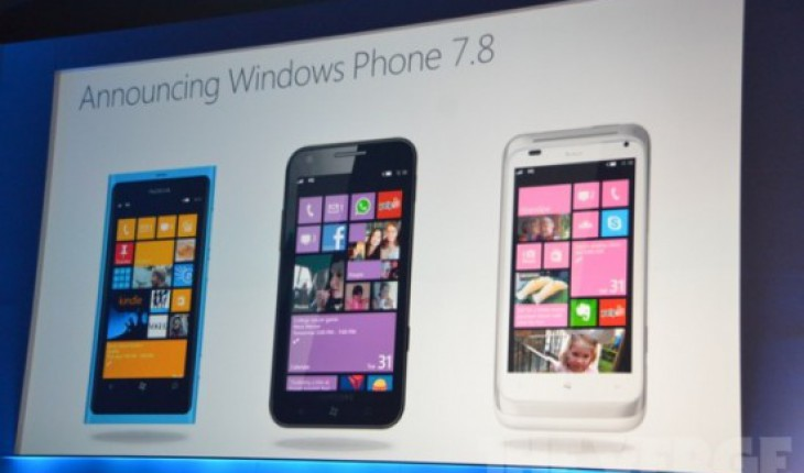 Windows Phone v7.8