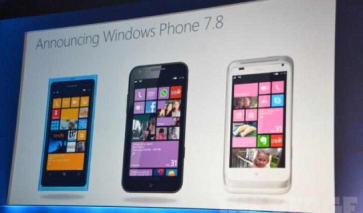 Windows Phone v7.8