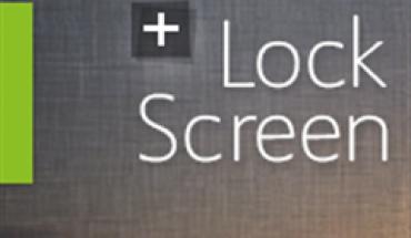 [+] Lock Screen