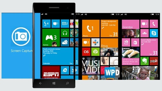 Windows Phone 8 Screenshot