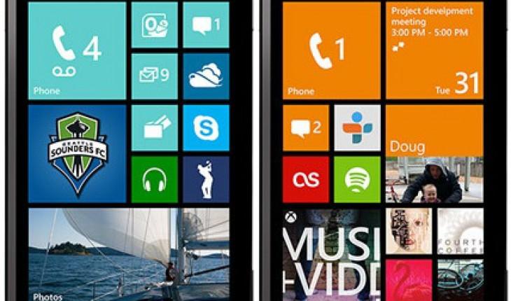 Windows Phone 8 & Windows Phone 7.8