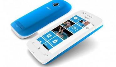 Nokia Lumia 710 Cyan